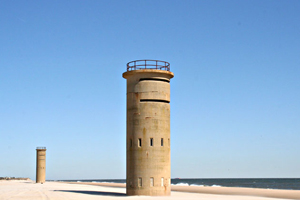 Delaware WWII Towers